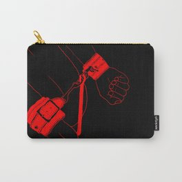 DRIVE SAFELY Carry-All Pouch