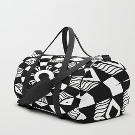 Double Standard Duffle Bag