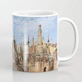 Shwe Inthein Paya, Burma Coffee Mug