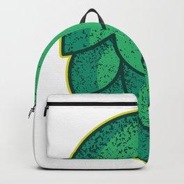 greener pin tree Backpack