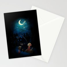 Camping 2 Stationery Cards