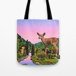 Giant deer Tote Bag