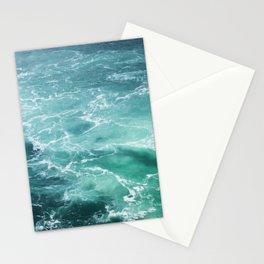 Sea Waves | Seascape photography Stationery Cards