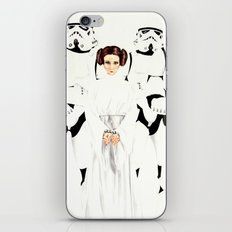 Star Princess iPhone Skin