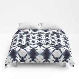 tie dye rotary Comforters