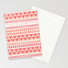 Winter Stripe II Stationery Cards