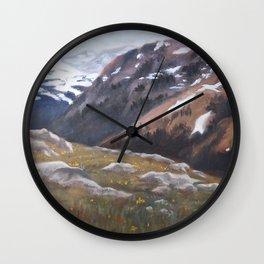 Colorado High Wall Clock