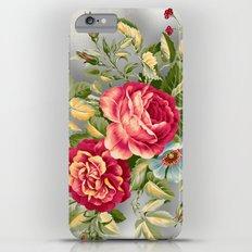 flowers  Slim Case iPhone 6 Plus