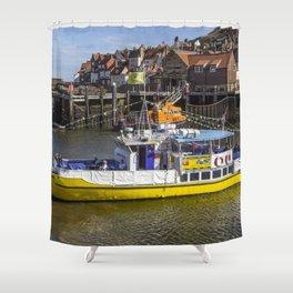 Summer Queen Shower Curtain
