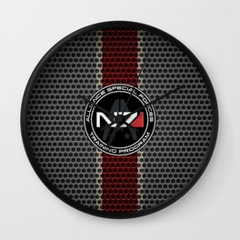 N7 Wall Clock