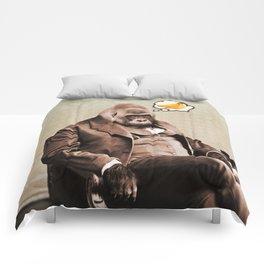 Gorilla My Dreams Comforters