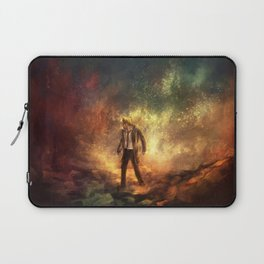 Carrying Hell Laptop Sleeve