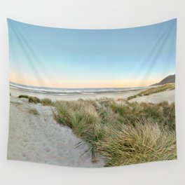 Oregon Coast Sunrise Wall Tapestry