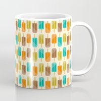 popsicle Mugs featuring Popsicle by Liz Urso
