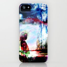 LittleAstralTraveller iPhone Case