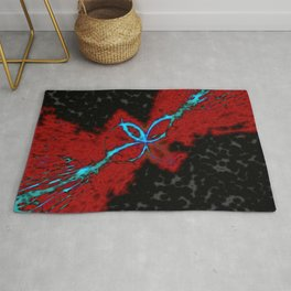 Within All Things Rug