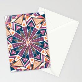 montana, mandala Stationery Cards