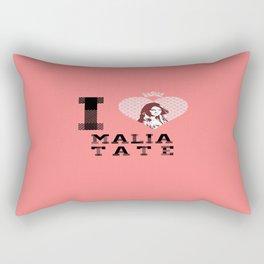 I Heart Malia Tate Rectangular Pillow