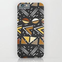 Mudcloth 2 iPhone Case