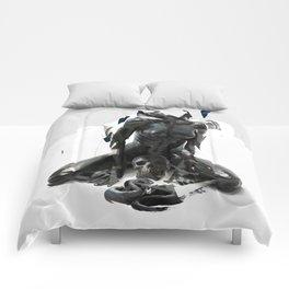 Black Mamba Comforters