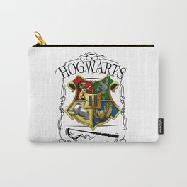 Hogwarts Alumni school Harry Carry-All Pouch
