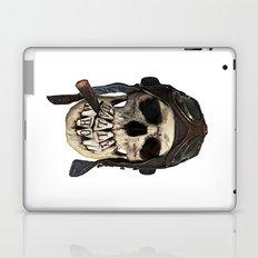 TALLY HO  (skull series 2 of 3) Laptop & iPad Skin