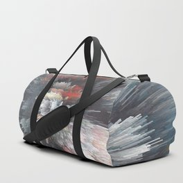 Abstract night Duffle Bag