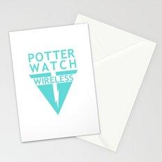 Potterwatch Wireless Stationery Cards