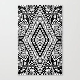 The Triangle Canvas Print