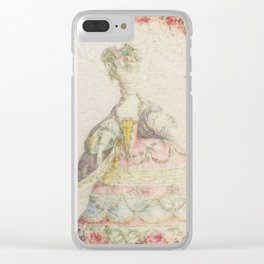 Hello Marie! Clear iPhone Case