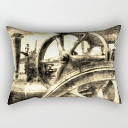 Clayton And shuttleworth Vintage Rectangular Pillow