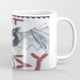 Batty the bat Coffee Mug