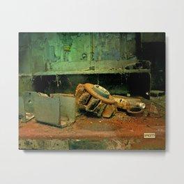 Machine Shop - Various Tools Metal Print