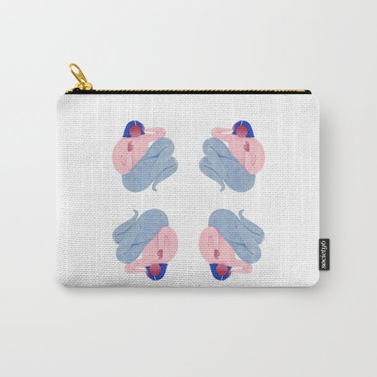 Lighthearted Carry-All Pouch