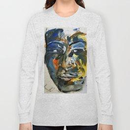 Black Strength Long Sleeve T-shirt
