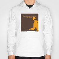 lawyer Hoodies featuring No202 My The Lone Ranger minimal movie poster by Chungkong