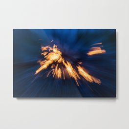 Playing with Fire 27 Metal Print