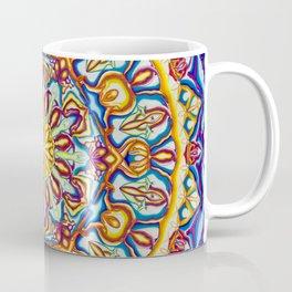 Yoga Mandala Painting Coffee Mug