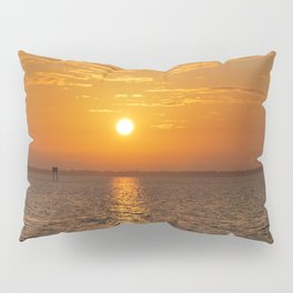 Sanibel Island Sunset Pillow Sham