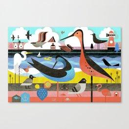 OBX Canvas Print