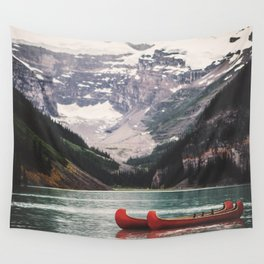 Majestic Mountains Wall Tapestry