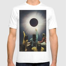 do you see it? Mens Fitted Tee White MEDIUM