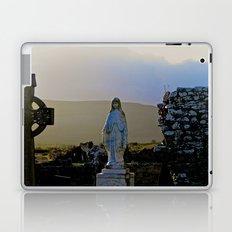 Corcomeroe Abbey, County Clare Ireland Laptop & iPad Skin