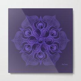 Serenity (Serenidad) Metal Print