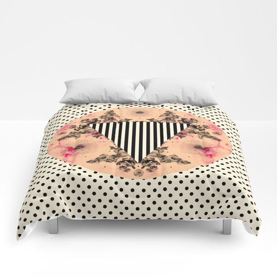 C.W. ix Comforters