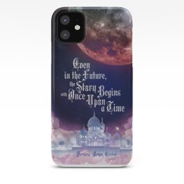 Cinder - Once Upon a Time iPhone Case