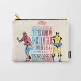 Espectacular Encuentro Carry-All Pouch