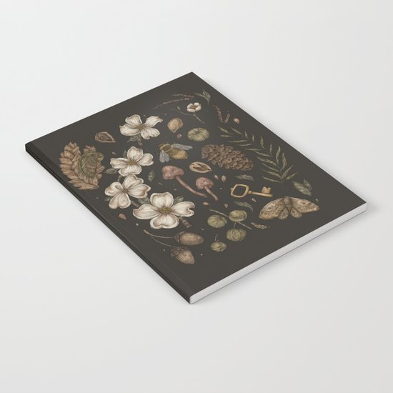 Nature Walks Notebook