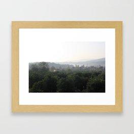 Atakoy Landscape Framed Art Print