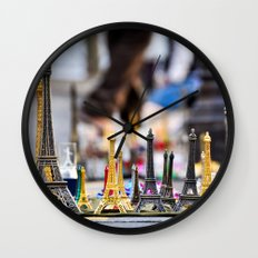 towers Wall Clock